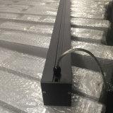 Aluminium-LED-hängendes helles Profil angepasst
