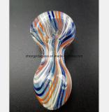 Farben-Glas bespritzt Filter-Öl-Wiederanlauf-Rohre 2.95 Zoll mit einem Schlauch