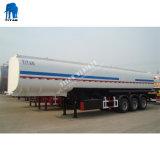 Tanque de Combustível 46000 litros ou mais reboques de Aço Inoxidável