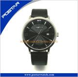 人および女性の腕時計のステンレス鋼OEMの歓迎のための贅沢な銘柄の腕時計