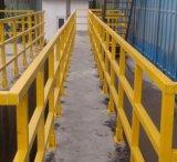 Escada do corrimão/material de construção/fibra de vidro de FRP/escada de Salão