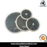 Lame de scie circulaire de 115 mm pour pierres de granit et de marbre