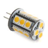 고품질 2.3W G4 LED 빛