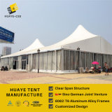 最も高いピーク(hy077b)が付いている高品質のガラス壁のイベントのテント