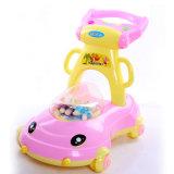 Carrinhos caminhantes e transportadores brinquedos para bebés de 4 rodas Walker da fábrica Tianshun