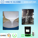 Muffa Making Polyaddition Liquid Silicone Rubber per Grc Gfrc Molds
