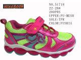 51717 ботинки штока спорта s малыша 2 типов «с светом