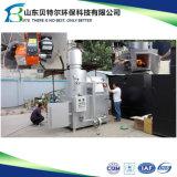 L'hôpital 50~200kg/heure d'incinérateur de déchets Les déchets médicaux