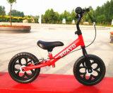 Bici del balance de la bici del entrenamiento del bebé de la buena calidad