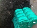 양식을%s 단 하나 두 배 매듭을 짓 그물세공