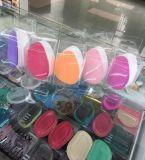 Soplo lavable multicolor liso del maquillaje de la esponja del polvo de la dimensión de una variable de la calabaza