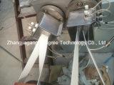 PVC端バンディングの放出ライン高い光沢のある木製の穀物の端のバンディング機械