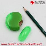Schule Supply Plastic Round Pencil Sharpener mit Cover