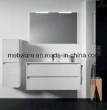 Gabinete de banheiro do PVC com vaidade do banheiro da bacia/alta qualidade de lavagem