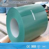 Intera vendita PPGI galvanizzato pre verniciato Steet d'acciaio e bobina