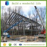 Heya hoher Anstieg-Stahlgebäudestruktur-Fertighaus-Halle-Bauvorhaben
