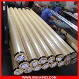 Освещенное контржурным светом высоким качеством знамя PVC гибкого трубопровода