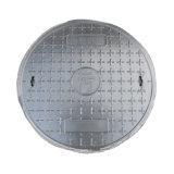 Сверхмощная крышка люка -лаза стеклоткани Ggg50 En124 D400 C/O 600mm круглая