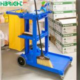 Haushaltung-Karren-Reinigungs-Service-Laufkatze-Karre