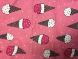 tissu 100% estampé par flanelle de sergé de coton du tissu 2017winter pour des dames et des pyjamas et des vêtements de nuit des hommes