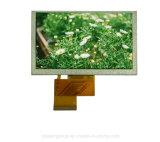 Yashi 5.0 pouce 800 x 480 L'écran LCD transparent