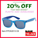 (FPKS 2013년) 플라스틱 프레임 아이 색안경 대회 세륨 UV400