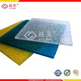 Prismatisches Polycarbonat-Gebäude-Blatt für Dach oder Dekoration