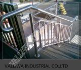 201 202 pipes/tube d'acier inoxydable pour les meubles et la décoration