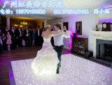 Die Disco-Panels, die Stern Wedding sind, leuchten Starlit Portable LED Dance Floor