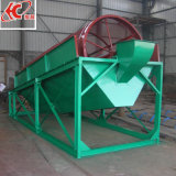 Gold Dirty Trommel Screen for