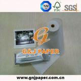 Papier thermosensible médical d'ultrason d'Upp-110hg en roulis pour l'imprimante de Sony