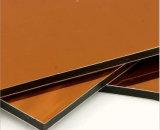 samengestelde Comité van het Aluminium van de Spiegel van de Thee van 4mm het Duitse Materiële