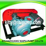 耐久力のあるスラリーポンプを洗浄する石炭