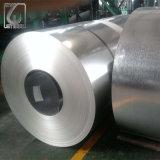 bobine en acier plongée chaude d'épaisseur de 0.13-3mm avec l'enduit 100zinc
