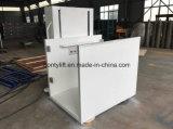 Vector de elevación vertical del sillón de ruedas hidráulico caliente de la venta