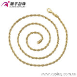Environmental Copper Alloy 42368에 있는 도매 Xuping Jewelry Fashion 14k 금 Plated Men의 Necklace