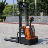 十分の1400kg電気手動フォークリフト手動パレットスタッカー(CDD14)