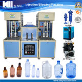 Semi Automatic Milk Bottle Blowing Making Machine