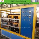 PVC ASA La machine de production de tuiles de toiture en bambou