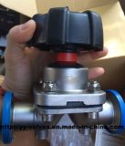 BiopharmacyのためのAspetic Diaphragm Valve