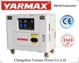 Alternatore diesel insonorizzato Genset silenzioso Ym9000t del gruppo elettrogeno di potere di Yarmax 5.5kVA 6.5kVA