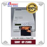 Imprimante vidéo Sony pour l'échographie, de la machine imprimante graphique vidéo thermique pour l'échographie Scanner, jusqu'-25MD