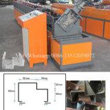 PLCは機械を形作る鋼鉄戸枠ロールを制御する