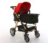 Passeggiatore piegante facile del bambino della carrozzina del bambino di disegno di modo