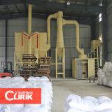 Machine de traitement du noir de carbone de la pyrolyse des déchets