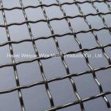 Chapas Galvanizadas 304 316 cravados de malha de arame de aço inoxidável