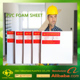 0.35-1.0g/cm3 feuille de mousse de PVC haute densité