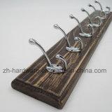 木高級で美しい衣服のホック及び金属のボードのホック(ZH-7018)