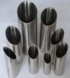 Het roestvrij staal laste Sier Spiraalvormige Buizen