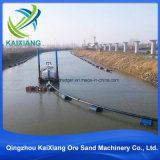 Cutter Suction River Mud Sand Dredger